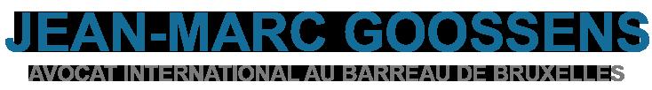 Jean-Marc Goossens Retina Logo